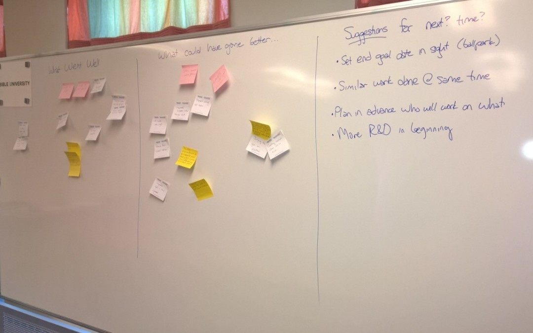 Scrum in Construction – Part II