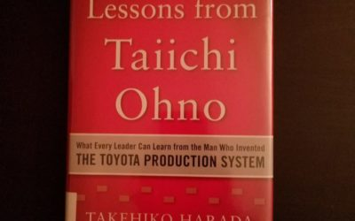 Management Lessons from Taiichi Ohno: Review