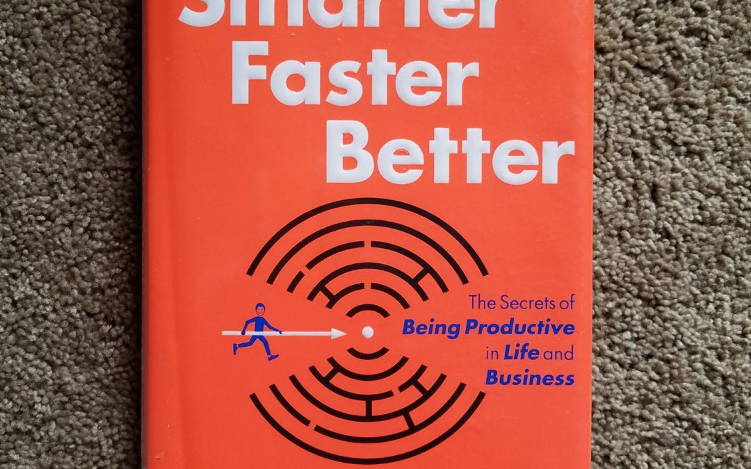 Smarter Faster Better: Review